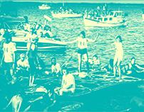 Curonian lagoon festival // RAFTA