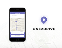 ONE2DRIVE – iOS, Android app with Web Admin