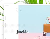 Jurekka Ecommerce (concept)