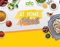 2017 AFC's At Home With Phol Collaterals