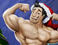 Merry and strong Christmas!!