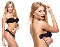 Model: Roksana Ostrowska
