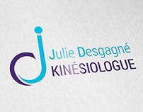 Julie Desgagné kinésiolgue