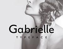 Gabrielle typeface