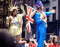 4th of July 1976 New York.