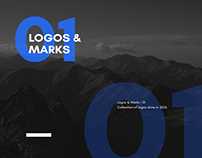 Logos & Marks | 01