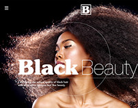 Black Beauty Website