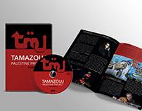 DVD et livret du ciné concert de Tamazouj