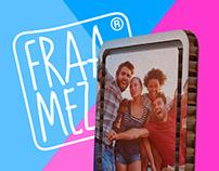 Fraamez - The original cardboard frame
