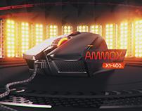 GX Gaming - AMMOX X1-400