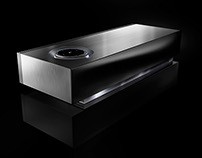 CGI for Naim Audio