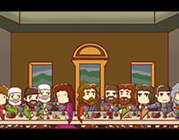 Scribblenauts - The Last Supper