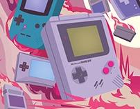 GameBoy 25 Años