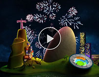 Happy 2016 from Chemium | 3D Animation