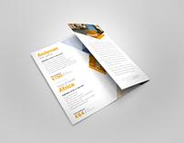 flyers, posters, brochures