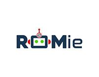 ROMie Logo