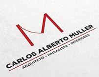 Logotipo para arquitecto