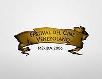 Branding: Festival del Cine Venezolano.
