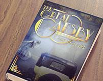 Great Gatsby book cover (G223 W6A1)