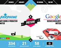 Fairphone and Project Ara: A Fictional Campaignsite
