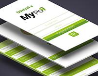 MyPoi UI concept