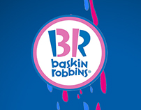 Baskin Robins Mobile App Design