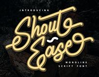 Shout Ease Script Font