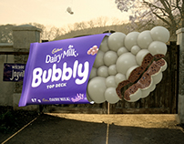 Cadbury Dairy Milk - Bubbly Top Deck TVC