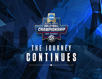 NCAA Volleyball Championship 2016