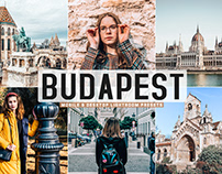 Free Budapest Mobile & Desktop Lightroom Presets