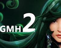 GMH2 Maya Hair Script promotion video