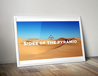 Sides of the pyramid // Redesign