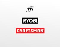 TTi Ryobi & Craftsman