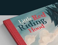 Little Red Riding Hood • Book Cover