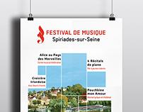Festival Spiriades-sur-Seine
