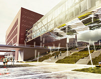 ŁÓDŹ CITY HALL - Architectural Competition