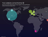 The Carbon Catastrophe