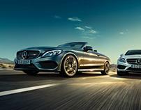 Mercedes Benz C-Class Edition