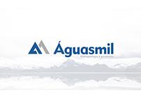 Águasmil Rebranding
