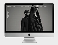 Kostüme | Website Design