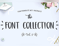 The Font Collection Volume III
