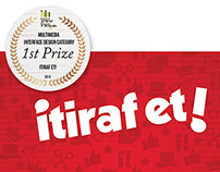 Itiraf Et! - Android Mobile Application
