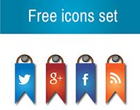 Free flag icons set