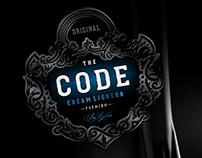 The Code Bottle&Label Design