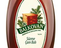 Balkovan Honey / Graphic Design