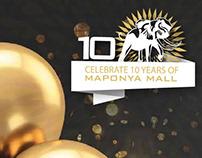 Maponya Mall Birthday Celebration