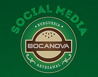 Social Media   Bocanova Hamburgueria