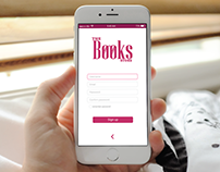 The Books Store App