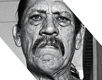 Danny Trejo - Double page