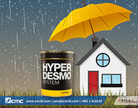Hyperdesmo Lebanon - Waterproofing system